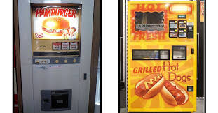 Name A Food You Never See In A Vending Machine New 48 Vending Machines That You Have Never Seen Before