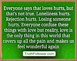 Quotes About Love And Loneliness. QuotesGram via Relatably.com
