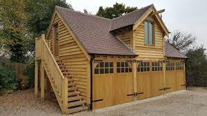 oak framed garages and outbuildings