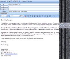 Cover Email For Resume Colbroco Simple How To Send Resume In Email