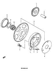 suzuki gn250 engine diagram suzuki wiring diagrams online