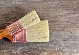 how to repaint wooden garden furniture