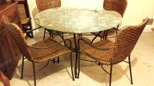 round glass top dining table for 4 seater india set chairs below glass top for dining dining table glass