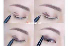 replace eyeshadow with cross hatch gel