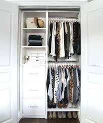 Small Bedroom Closet Organization Ideas Best Design Inspiration