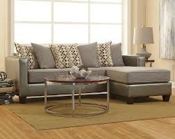 Two Piece Living Room Set Gray And Yellow Sectional Sofa Quatro Canary Two Piece Sectional