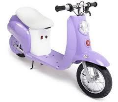 <b>NEW</b> Electric Powered 250 Watt Scooter Euro <b>Style Vintage</b> Inspired ...