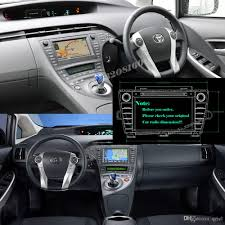 Android 6.0 Car Dvd Player For Toyota Prius 2008 2009 2010 2011 ...