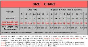 Little Kid Big Kid Shoe Size Chart Led Usb Charge Shoes Breathable Flying Weaving Shoes For Boys Girls Men Women Fashion Big Kids Adult Sneakers Size 31 46