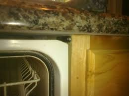 i pulled the dishwasher removed the s and installed the kit fixed a supply line leak leveled the dishwasher and ed it in