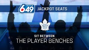 Toronto Maple Leafs Seating Chart Prices Lotto 6 49 Jackpot Seats Leafs Nation