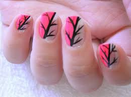 Nice nail art designs - how you can do it at home. Pictures ...