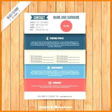 Colorful Resume Templates Delectable 28 Colorful Resume Template Free Download Hr Cover Letter Inside