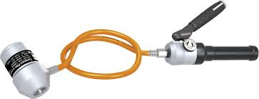 metal hand punch. hand-operated punch / hydraulic for metal sheets flexible - compact flex™ hand