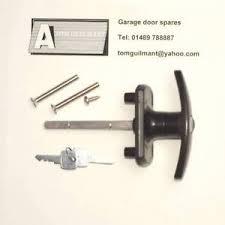 garage door lock handle. Image Is Loading B-amp-Q-garage-door-lock-handle-black- Garage Door Lock Handle L