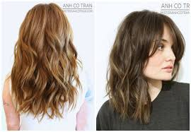 step 1 start with the right haircut to get beachy waves