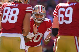 49ers Qb Depth Chart 2018 49ers Training Camp Preview Offensive Depth Chart