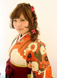 画像 かわいい卒業式 袴に似合うヘアスタイル髪型 Naver