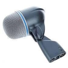 Аренда <b>инструментального микрофона Shure Beta</b> 52А