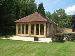 outdoor timber frame devon