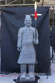 kilning terracotta warriors statues for garden decoration terracotta warrior garden statues
