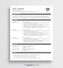 Completely Free Resume Templates Free Word Resume Templates Free Microsoft Word CV Templates 88