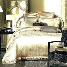 gold bed sheets silver and bedding sets metallic comforters rose silk pineapple single
