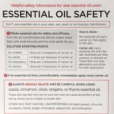 Essential Oils Uses Chart Young Living 8 Must Have Charts To Make You An Essential Oil Expert