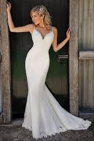 best 25 fishtail wedding dresses ideas