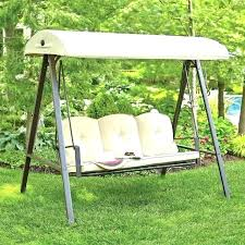 patio swing canopy replacement hardware backyard swing canopy bay 3 person metal outdoor with patio replacement