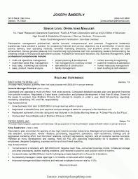 Operations Management Resume Excellent Operations Supervisor Resume Sample Operations Management 3