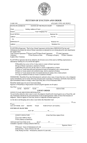 Examples Of Eviction Notices Louisiana Petition Of Eviction EZ Landlord Forms 16