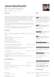 bar manager job description resume examples bar manager resume samples templates visualcv