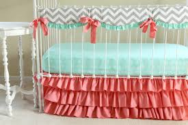 full size of and sets pink chevron grey blue mint star remarkable cot crib elephant teal