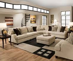 Taupe Living Room Furniture Simmons Trinidad Taupe Living Room Set Fabric Living Room Sets