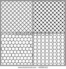 Design Patterns In Net Extraordinary Set Seamless Net Patterns Lace Design Stock Vector Royalty Free
