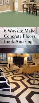 Painted Concrete Floors 25 Best Paint Concrete Floors Ideas On Pinterest Painting