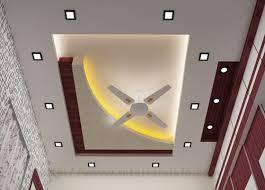 10 simple false ceiling design for