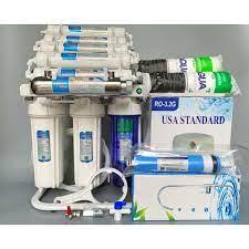 ❤️FREESHIP❤️ Máy lọc nước RO 11 cấp lọc đèn UV