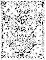 Afdrukbare Valentijn Kleurplaten Item Van Shshiinfo
