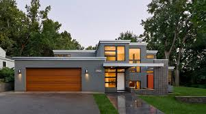 ... Contemporary House Plans Flat Roof Appealing 11 Modern