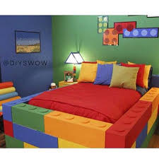 lego furniture for kids rooms. Love The Lego Bed And Night Stands For Boys Room! Furniture Kids Rooms