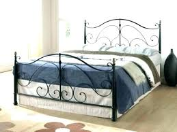 king size iron beds – TRENDCRATE