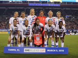 u s women s soccer team sues u s soccer for gender discrimination