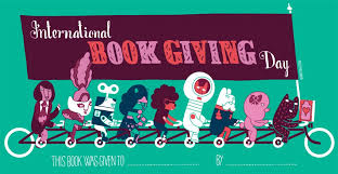 Giving Day International Book Giving Day 2019 National Awareness Days