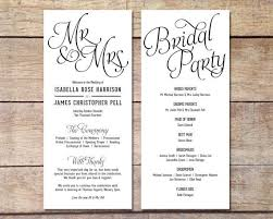 pinterest wedding programs. Wedding Program Ideas 99 Best Wedding Programs Images On Pinterest