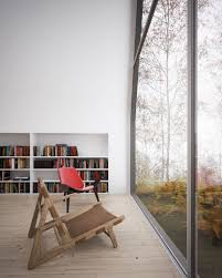 Reading Room In House Designs Design House Home Interior Ideas Tips Small Space Modern