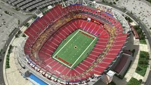 Fedex Field Seating Chart Washington Redskins Virtual Venue By Iomedia