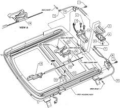 inalfa sunroof wiring diagram inalfa wiring diagrams asc electric sunroof information page