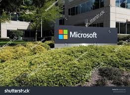 microsoft redmond office. REDMOND, WA - APRIL 15: The Microsoft Headquarters Campus In Redmond Redmond, Office